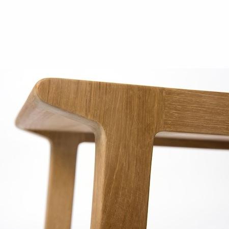 Bois massif koursi - Table bois massif design ...