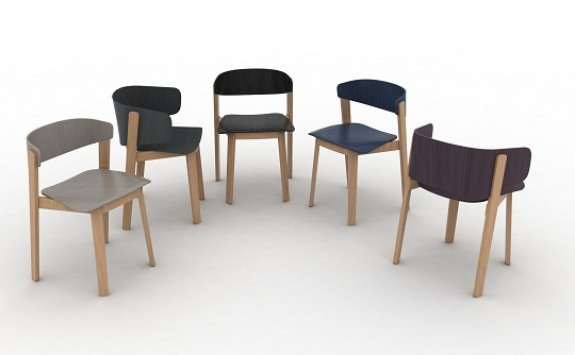 Wolfgang chair by luca nichetto koursi for Sedie icone design